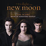 Download or print Alexandre Desplat Full Moon Sheet Music Printable PDF -page score for Film and TV / arranged Piano SKU: 91790.