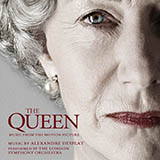 Download or print Alexandre Desplat People's Princess I/Elizabeth & Tony (from The Queen) Sheet Music Printable PDF -page score for Film and TV / arranged Piano SKU: 38289.