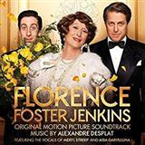 Download or print Alexandre Desplat Sing Madame Florence Sheet Music Printable PDF -page score for Pop / arranged Piano SKU: 175473.