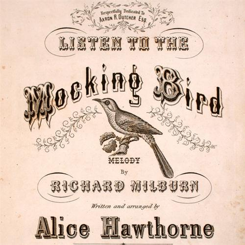Easily Download Alice Hawthorne Printable PDF piano music notes, guitar tabs for  Easy Piano. Transpose or transcribe this score in no time - Learn how to play song progression.