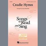 Download or print Susan Brumfield Cradle Hymn Sheet Music Printable PDF -page score for Concert / arranged 3-Part Treble SKU: 97600.