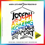 Download or print Andrew Lloyd Webber Any Dream Will Do (from Joseph And The Amazing Technicolor Dreamcoat) Sheet Music Printable PDF -page score for Broadway / arranged Piano SKU: 89361.