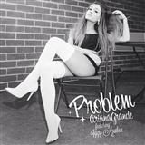 Download or print Ariana Grande Featuring Iggy Azalea Problem Sheet Music Printable PDF -page score for Pop / arranged Piano, Vocal & Guitar (Right-Hand Melody) SKU: 154577.