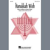 Download or print Audrey Snyder Hanukkah Wish Sheet Music Printable PDF -page score for Hanukkah / arranged SATB SKU: 151329.