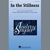 Download or print Audrey Snyder In The Stillness Sheet Music Printable PDF -page score for Concert / arranged 3-Part Mixed SKU: 98149.
