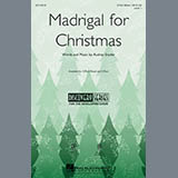 Download or print Audrey Snyder Madrigal For Christmas Sheet Music Printable PDF -page score for Concert / arranged 3-Part Mixed SKU: 97835.