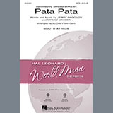 Download or print Audrey Snyder Pata Pata Sheet Music Printable PDF -page score for Light Concert / arranged SATB SKU: 159922.