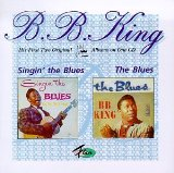 Download or print B.B. King Woke Up This Morning Sheet Music Printable PDF -page score for Blues / arranged Piano SKU: 102862.