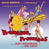 Download or print Burt Bacharach Promises Promises Sheet Music Printable PDF -page score for Easy Listening / arranged Piano SKU: 113619.