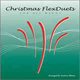 Download or print Balent Christmas FlexDuets - Tuba Sheet Music Printable PDF -page score for Unclassified / arranged Brass Ensemble SKU: 124759.