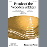 Download or print Greg Gilpin Parade Of The Wooden Soldiers Sheet Music Printable PDF -page score for Christmas / arranged TB SKU: 199240.