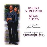 Download or print Barbra Streisand and Bryan Adams I Finally Found Someone Sheet Music Printable PDF -page score for Pop / arranged Piano SKU: 84761.