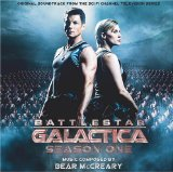 Download or print Bear McCreary Roslin And Adama Sheet Music Printable PDF -page score for Film and TV / arranged Piano SKU: 78380.