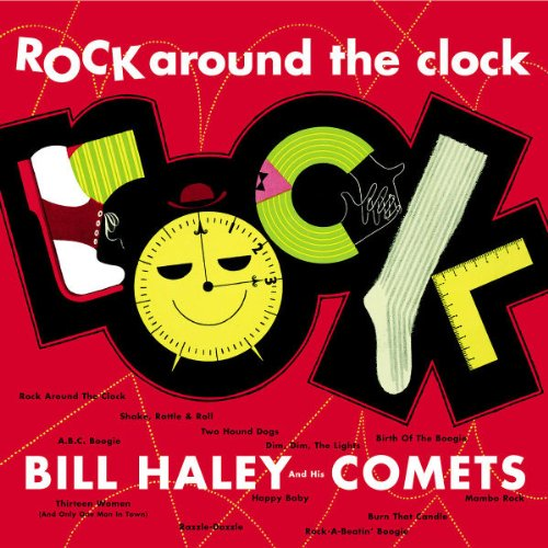 Easily Download Bill Haley Printable PDF piano music notes, guitar tabs for  Piano, Vocal & Guitar (Right-Hand Melody). Transpose or transcribe this score in no time - Learn how to play song progression.