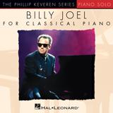 Download or print Billy Joel (Arr. Phillip Keveren) Uptown Girl Sheet Music Printable PDF -page score for Rock / arranged Piano SKU: 171489.