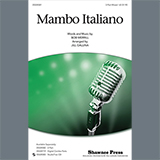 Download or print Jill Gallina Mambo Italiano Sheet Music Printable PDF -page score for Jazz / arranged TB SKU: 177303.