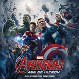 Download or print Brian Tyler The Last One (from Avengers: Age of Ultron) Sheet Music Printable PDF -page score for Film and TV / arranged Piano SKU: 161214.