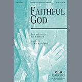 Download or print Camp Kirkland Faithful God Sheet Music Printable PDF -page score for Sacred / arranged SATB SKU: 79265.