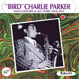 Download or print Charlie Parker Anthropology Sheet Music Printable PDF -page score for Jazz / arranged Piano SKU: 74214.