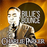 Download or print Charlie Parker Billie's Bounce (Bill's Bounce) Sheet Music Printable PDF -page score for Jazz / arranged Piano SKU: 152353.