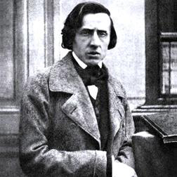 Download or print Frederic Chopin CantA Flatile in B Flat Major Sheet Music Printable PDF -page score for Classical / arranged Piano SKU: 24389.