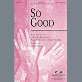 Download or print Cliff Duren So Good Sheet Music Printable PDF -page score for Sacred / arranged SATB SKU: 79990.