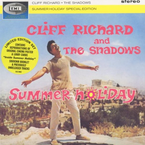 Easily Download Cliff Richard Printable PDF piano music notes, guitar tabs for  Piano, Vocal & Guitar (Right-Hand Melody). Transpose or transcribe this score in no time - Learn how to play song progression.