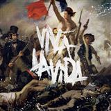 Download or print Coldplay Viva La Vida Sheet Music Printable PDF -page score for Pop / arranged SATB SKU: 47634.