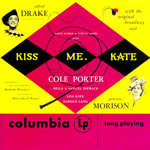 Easily Download Cole Porter Printable PDF piano music notes, guitar tabs for  Piano, Vocal & Guitar (Right-Hand Melody). Transpose or transcribe this score in no time - Learn how to play song progression.