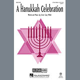 Download or print Cristi Cary Miller A Hanukkah Celebration Sheet Music Printable PDF -page score for Hanukkah / arranged 3-Part Mixed SKU: 88250.