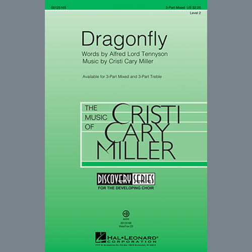 Easily Download Cristi Cary Miller Printable PDF piano music notes, guitar tabs for  3-Part Mixed. Transpose or transcribe this score in no time - Learn how to play song progression.