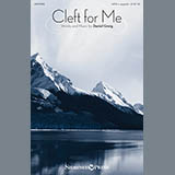 Download or print Daniel Greig Cleft For Me Sheet Music Printable PDF -page score for Hymn / arranged SATB SKU: 156379.