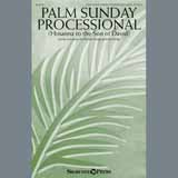 Download or print Daniel Greig Palm Sunday Processional (Hosanna To The Son Of David) Sheet Music Printable PDF -page score for Sacred / arranged Choral SKU: 176162.