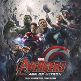 Download or print Danny Elfman Avengers Unite (from Avengers: Age of Ultron) Sheet Music Printable PDF -page score for Film and TV / arranged Piano SKU: 161207.