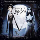 Download or print Danny Elfman Corpse Bride (Main Title) Sheet Music Printable PDF -page score for Pop / arranged Piano SKU: 160835.
