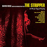 Download or print David Rose The Stripper Sheet Music Printable PDF -page score for Easy Listening / arranged Piano SKU: 43462.