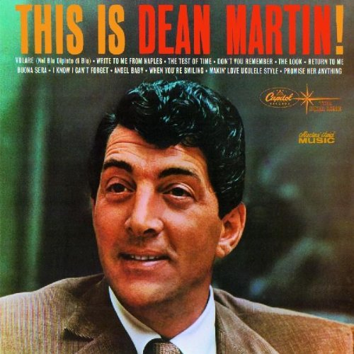 Easily Download Dean Martin Printable PDF piano music notes, guitar tabs for  Piano. Transpose or transcribe this score in no time - Learn how to play song progression.