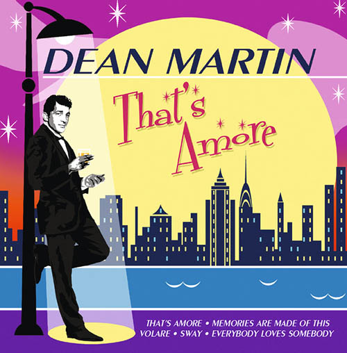 Easily Download Dean Martin Printable PDF piano music notes, guitar tabs for  Real Book - Melody & Chords - Eb Instruments. Transpose or transcribe this score in no time - Learn how to play song progression.