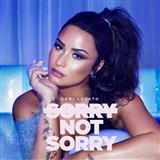 Download or print Demi Lovato Sorry Not Sorry Sheet Music Printable PDF -page score for Pop / arranged Beginner Ukulele SKU: 125261.