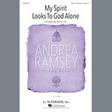 Download or print Derrick Fox My Spirit Looks To God Alone Sheet Music Printable PDF -page score for Festival / arranged TTBB SKU: 175842.