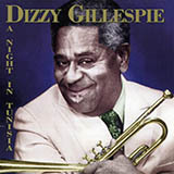 Download or print Dizzy Gillespie A Night In Tunisia Sheet Music Printable PDF -page score for Jazz / arranged Piano SKU: 17437.