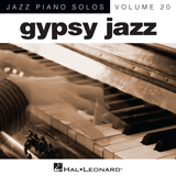 Download or print Django Reinhardt Crepuscule Sheet Music Printable PDF -page score for Jazz / arranged Piano SKU: 90126.