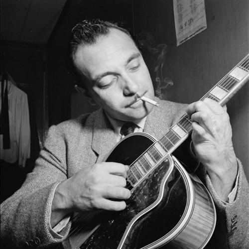 Easily Download Django Reinhardt Printable PDF piano music notes, guitar tabs for  Guitar Tab Play-Along. Transpose or transcribe this score in no time - Learn how to play song progression.