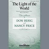 Download or print Don Besig The Light Of The World Sheet Music Printable PDF -page score for Concert / arranged SAB SKU: 92930.