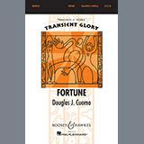Download or print Douglas J. Cuomo Fortune Sheet Music Printable PDF -page score for Festival / arranged SSA SKU: 86705.