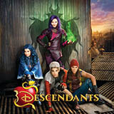 Download or print Descendants - Dove Cameron If Only Sheet Music Printable PDF -page score for Children / arranged Piano, Vocal & Guitar (Right-Hand Melody) SKU: 162596.