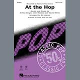 Download or print Ed Lojeski At The Hop Sheet Music Printable PDF -page score for Pop / arranged SAB SKU: 64728.