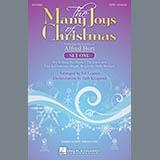 Download or print Ed Lojeski The Many Joys Of Christmas (featuring The Carols of Alfred Burt) Set 1 Sheet Music Printable PDF -page score for Winter / arranged SATB SKU: 159878.