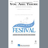 Download or print Ed Lojeski You Are There Sheet Music Printable PDF -page score for Concert / arranged TTBB SKU: 172549.