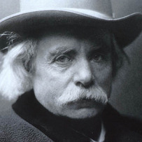 Download or print Edvard Grieg Allegro Agitato (from 'In Autumn' Op. 11) Sheet Music Printable PDF -page score for Classical / arranged Piano SKU: 117723.